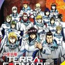 DVD JAPANESE ANIME TERRA FORMARS Vol.1-13End + 2 OVA English Sub Region All