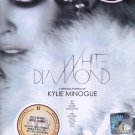 KYLIE MINOGUE White Diamond Personal Potrait DVD NEW NTSC Region All Free Ship