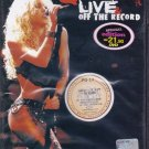 SHAKIRA Live & Off The Record DVD NEW PAL Region All Special Edition Free Ship