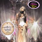 SARAH BRIGHTMAN Symphony Live In Vienna DVD NEW NTSC Region All Free Shipping