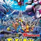 DVD ANIME Pokemon Diamond And Pearl The Movie 10 The Rise of Darkrai English