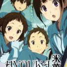 DVD JAPANESE ANIME HYOUKA You Can't Escape Vol.1-22End English Sub Region All