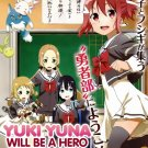 DVD JAPANESE ANIME YUKI YUNA IS A HERO English Sub Region All Free Shipping
