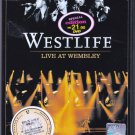 WESTLIFE Live At Wembley DVD NEW NTSC Region All Free Shipping