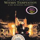 WITHIN TEMPTATION & THE METROPOLE ORCHESTRA Black Symphony DVD NEW NTSC Region 0