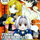 DVD JAPANESE ANIME TOKYO UNDERGROUND Vol.1-26End English Sub Region All