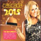 CASCADA 2015 New Singles Remix Extended Remixes 2CD Malaysia Singapore Limited