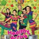 DVD Hi-5 Healthy Active 5 Episodes Australia Series Season 14 Region All