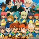 DVD ANIME INAZUMA ELEVEN Movie Chou Jigen Dream Match English Sub Region All