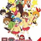 DVD JAPANESE ANIME NICHIJOU Vol.1-26End + OVA My Ordinary Life English Sub