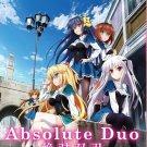 DVD JAPANESE ANIME Absolute Duo Vol.1-13End English Sub Region All Free Shipping