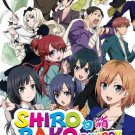 DVD JAPANESE ANIME SHIROBAKO Vol.1-24End White Box English Sub Region All