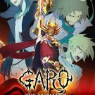 DVD JAPAN ANIME GARO The Animation Vol.1-24End Garo Honoo no Kokuin English Sub