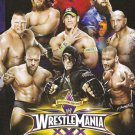 DVD WWE WrestleMania XXX WrestleMania 30 Region All Randy Orton Daniel Bryan