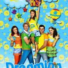 DVD Hi-5 Dreaming 5 Episodes Australia Series Season 14 Region All