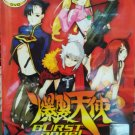 DVD JAPAN ANIME BURST ANGEL Vol.1-24End Bakuretsu Tenshi Cantonese English Audio