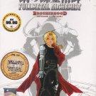 DVD Fullmetal Alchemist Brotherhood Vol.1-64End Complete TV Series English Audio