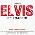 ELVIS PRESLEY Reloaded Vol.1 Original Vocal Recording Remixed By Spanko CD NEW