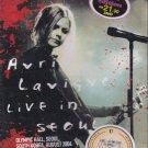 AVRIL LAVIGNE Live In Seoul South Korea 2004 DVD NEW NTSC Region All RARE