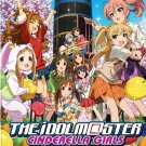 DVD JAPANESE ANIME The IDOLM@STER Cinderella Girls Vol.1-13End English Sub