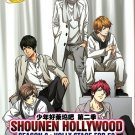 DVD JAPANESE ANIME Shounen Hollywood Season 2 Holly Stage For 50 English Sub