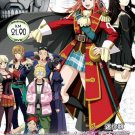 DVD ANIME MOVIE Bodacious Space Pirates Abyss of Hyperspace English Sub Region 0