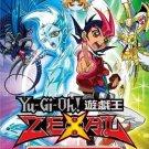 DVD JAPANESE ANIME YU-GI-OH ZEXAL Season 1-2 Vol.1-147End English Sub Region All