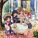DVD ANIME TO ARU KAGAKU NO RAILGUN A Certain Scientific Railgun Season 1+2+OVA