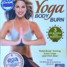 DVD DENISE AUSTIN 3 Fat Burning Yoga Workouts Exercise Collection Yoga Abs Legs