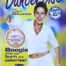 DVD LUCY BENJAMIN Dancercise Exercise Dance Fitness Burn Calories Region All