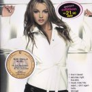 BRITNEY SPEARS Live And More Crazy 2K Tour DVD NEW NTSC Region All Free Shipping