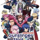 DVD JAPANESE ANIME Gunslinger Stratos The Animation Vol.1-13End English Sub