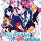 DVD JAPAN ANIME Uta no Prince-sama Maji Love Revolutions Vol.1-13End English Sub