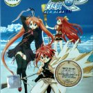 DVD ANIME NEGIMA! MAGISTER NEGI MAGI Ala Alba Complete OVA Series English Sub