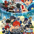 DVD ANIME DANBALL SENKI WARS Vol.1-37End Little Battlers Experience English Sub