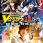 DVD Cardfight !! Vanguard 2 In 1 Movie Neon Messiah + The Three Games Eng Sub