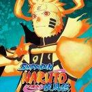 DVD JAPANESE ANIME NARUTO SHIPPUDEN Box 21 Vol.616-639 English Sub 24 Episodes