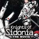DVD JAPANESE ANIME KNIGHTS OF SIDONIA The Movie English Sub Region All
