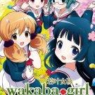 DVD JAPANESE ANIME Wakaba Girl Vol.1-13End English Sub Region All Free Shipping