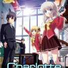DVD JAPANESE ANIME Charlotte Vol.1-13End English Sub Region All Free Shipping