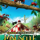 DVD Minuscule Valley Of The Lost Ants The Movie French-Belgian Animated Film