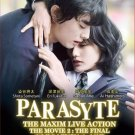 DVD JAPANESE MOVIE 2 Parasyte The Maxim Live Action The Final Shota Sometani