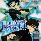DVD ANIME BLUE EXORCIST Vol.1-25End Ao no Exorcist Region All Free Shipping