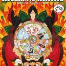 DVD ANIME Hozuki no Reitetsu Vol.1-12End + OVA Cool-headed Hoozuki English Sub