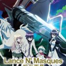 DVD JAPANESE ANIME Lance N' Masques Vol.1-12End English Sub Region All