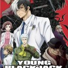 DVD JAPANESE ANIME Young Black Jack Vol.1-12End English Sub Region All