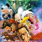 DVD JAPANESE ANIME One Punch Man Vol.1-12End + OVA Wanpanman English Sub