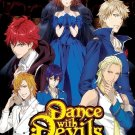 DVD JAPANESE ANIME Dance With Devils Vol.1-12End Eng Sub Region All