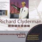 RICHARD CLAYDERMAN Walking In Time 2CD K2HD Mastering Collector Edition