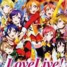 DVD JAPANESE ANIME Love Live! The School Idol Movie English Sub Region All